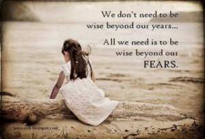 wise fears