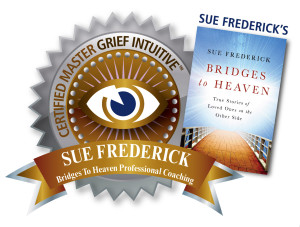 certified master grief intuitive seal sue frederick